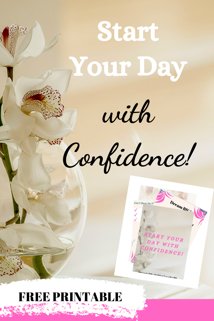 Start Your Day with Confidence - Blog attachment
